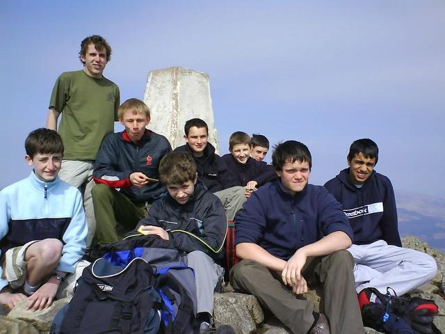 07 CCF Adv Trg Summit Cader