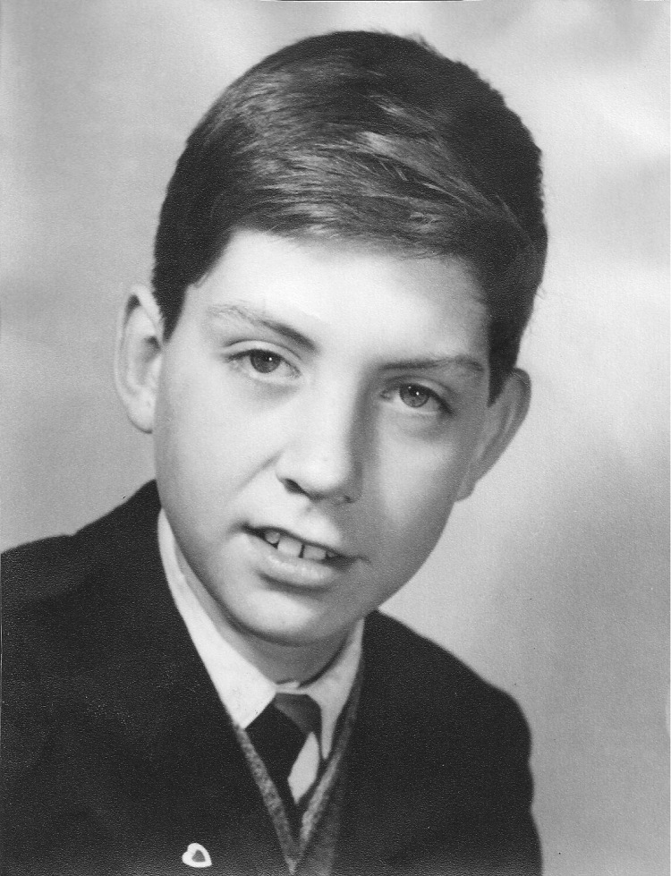 Steve QM Profile Pic 1961[1]